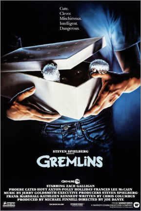 Leinwandbild  Gremlins (Englisch) - Entertainment Collection
