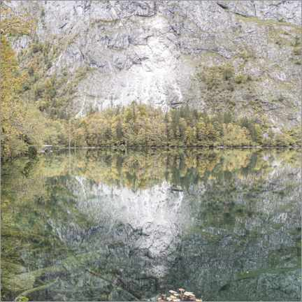 Premium-Poster Obersee V
