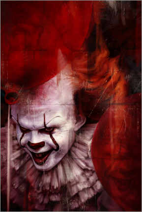 Premium-Poster Pennywise
