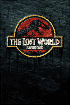 Premium-Poster  The Lost World - Jurassic Park
