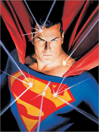 Premium-Poster  Superman - Man of Steel