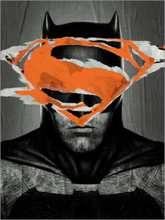 Premium-Poster  Batman v Superman: Dawn of Justice