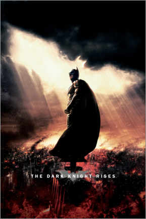 Premium-Poster  The Dark Knight Rises - Sunbeams