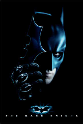 Premium-Poster  Batman - The Dark Knight 2008