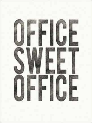 Alubild  Office Sweet Office - Wild Apple Portfolio