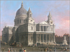 Antonio Canaletto - St. Pauls Kathedrale