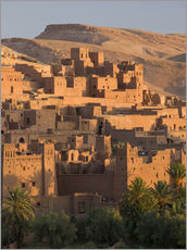 Gallery Print  Kasbah Ait Benhaddou nahe Ouarza - Lee Frost