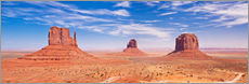 Gallery Print  Monument Valley Navajo - Neale Clarke