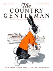 Gallery Print  Cover of Country Gentleman (Hase) - Remsberg