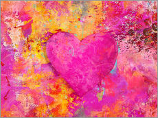 Gallery Print  heART - Andrea Haase