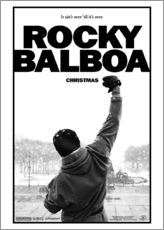 Wandsticker  Rocky Balboa - Entertainment Collection
