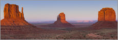 Wandsticker  Monument Valley IV - Rainer Mirau