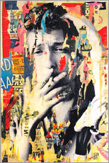 Gallery Print  Bob Dylan - Michiel Folkers