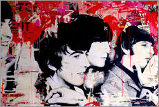 Gallery Print  The Beatles - Michiel Folkers