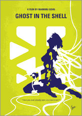 Wandsticker  Ghost In The Shell - chungkong