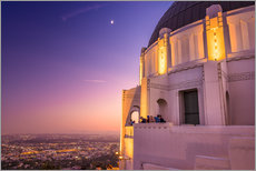 Gallery Print  Griffith Observatory - Salvadori Chiara