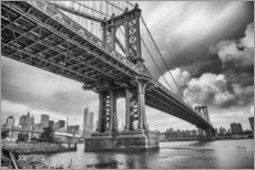 Gallery Print  Die Manhattan Bridge