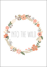 Gallery Print  Into The Wild - In die Wildnis - Finlay and Noa