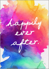 Gallery Print  Happily Ever After - Glücklich bis ans Lebensende - Finlay and Noa