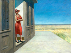 Edward Hopper - South Carolina Morgen