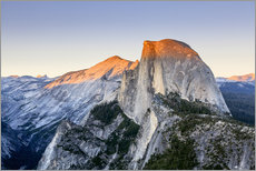 Gallery Print  Half Dome bei Sonnenuntergang - Yves Marcoux