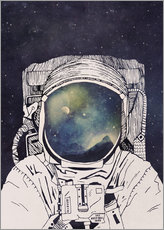 Gallery Print  Dreaming of Space - Tracie Andrews