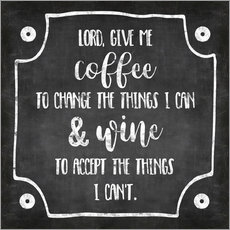 Andrea Haase - Coffe and wine