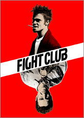 Gallery Print  Fight Club - Paola Morpheus