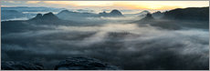 Gallery Print  Zschand Panorama - Tobias Roetsch