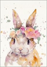 Gallery Print  Kleiner Hase - Sillier Than Sally