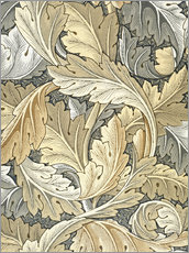 Gallery Print  Akanthus - William Morris