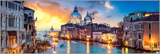 Art Couture - Venedig am Abend