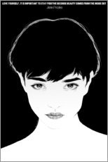 Gallery Print  Liebe dich selbst - Paola Morpheus