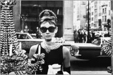 Alubild  Breakfast at Tiffany's - Celebrity Collection