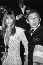 Alubild  Jane Birkin und Serge Gainsbourg - Celebrity Collection
