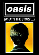 Holzbild  Oasis - What's The Story - Entertainment Collection