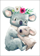 Alubild  Koala-Mama - Kidz Collection