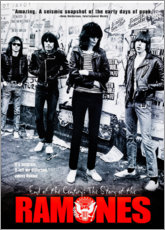Premium-Poster Ramones - End of the century