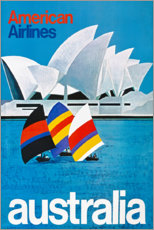 Acrylglasbild  Australien (englisch) - Travel Collection