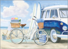 Premium-Poster  Am Strand I - James Wiens