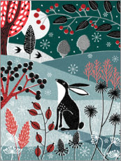 Gallery Print  Waldfolklore II - Jo Parry