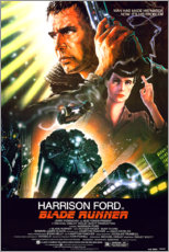 Holzbild  Blade Runner - Entertainment Collection