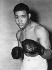 Wandaufkleber  Joe Louis