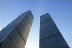 Wandsticker  Twin Towers des WTC - Sue Cunningham