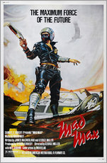 Gallery Print  Mad Max