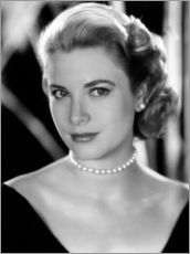 Wandsticker  Grace Kelly, 1953