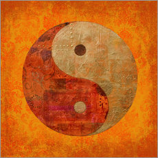 Gallery Print  Yin und Yang - Andrea Haase