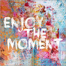 Wandsticker  Enjoy the moment II - Andrea Haase