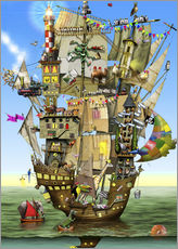 Colin Thompson - Arche Noah
