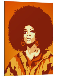 Alubild  70s Orange Soul Mama - JASMIN!